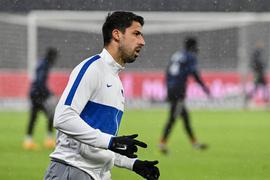 Ist erstmals als Gegner bei einem Bundesliga-Spiel in Stuttgart zu Gast: Hertha-Winterneuzugang Sami Khedira.