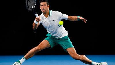 Der Serbe Novak Djokovic hat zum neunten Mal die Australian Open gewonnen.