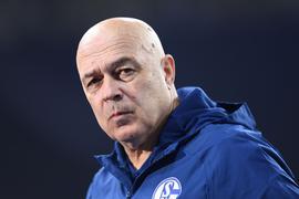 Auch Trainer Christian Gross konnte beim FC Schalke 04 noch keine Wende einleiten.