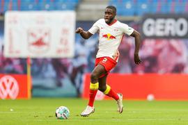 RB-Coach Nagelsmann setzt gegen Borussia Mönchengladbach wieder auf Abwehrchef Dayot Upamecano.