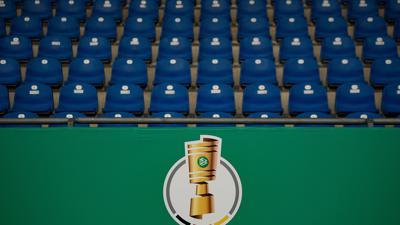 Das DFB-Pokal-Viertelfinale zwischen Jahn Regensburg und Werder Bremen ist abgesagt worden.