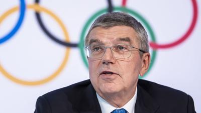"""Sieht Impfungen als """"Schlüssel für den Erfolg"""" für die Tokio-Spiele: IOC-Präsident Thomas Bach."""
