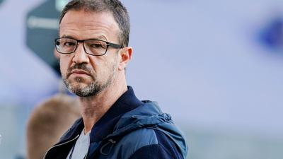 Wird Eintracht Frankfurt nach fünf Jahren verlassen: Sportvorstand Fredi Bobic.