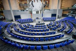 """Der Sportausschuss des Bundestages präsentierte die 103 Seiten starke """"Nationale Strategie Sportgroßveranstaltungen""""."""
