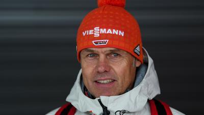 Hört nach der Saison als Bundestrainer der deutschen Skispringerinnen auf:Andreas Bauer.