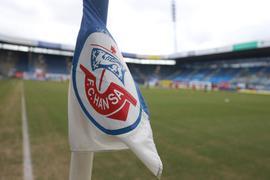 Für das Heimspiel von Hansa Rostock gegen den Halleschen FC wurden 777 Zuschauer zugelassen.