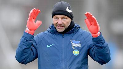 Muss als Torwart-Trainer bei Hertha BSC gehen: Zsolt Petry.