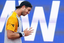Jan-Lennard Struff hat seinen ersten Turniersieg auf der ATP-Tour verpasst.