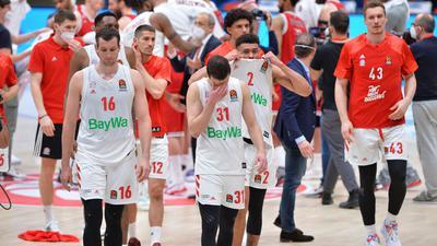 Nach einer ausgezeichneten Saison verpassen die Bayern knapp den Einzug in das Final-Four-Turnier.