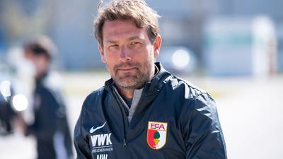 Markus Weinzierl fiebert seinem Trainer-Comeback beim FC Augsburg entgegen.