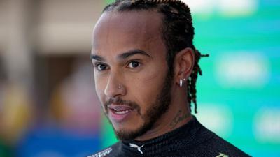 Hamilton startet beim Großen Preis von Spanien zum 100. Mal in seiner Formel-1-Karriere von der Pole-Position.