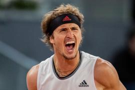 Alexander Zverev hat das ATP-Turnier in Madrid gewonnen.
