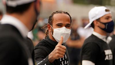 Will bis zum Sommer seine Zukunft bei Mercedes geklärt haben: Lewis Hamilton.