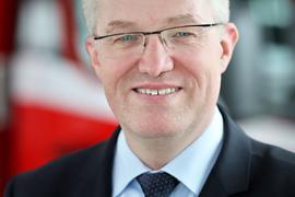 Pierre-Enric Steiger, Präsident der Björn-Steiger-Stiftung.