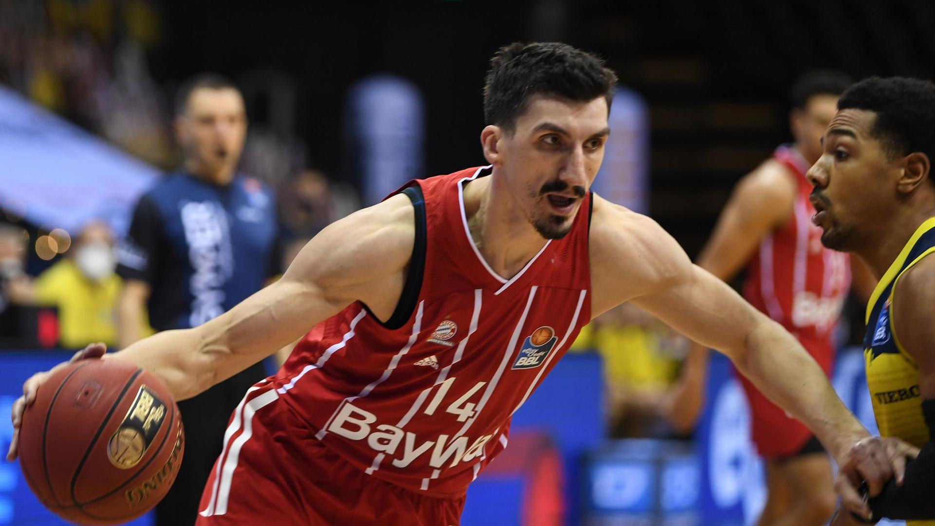 Kritisiert den harten Final-Modus der BBL: Nihad Djedovic.