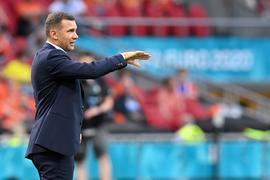 Andrej Schewtschenko, der Trainer der Ukraine, will das Duell der Außenseiter gegen Nordmazedonien unbedingt gewinnen.