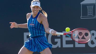 Hat beim Tennis-Event in Bad Homburg organisatorische Aufgaben übernommen: Angelique Kerber.