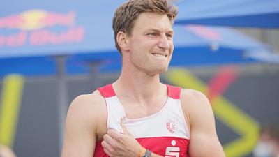 Geht nicht bei den Sommerspielen in Tokio an den Start: Speerwurf-Ass Thomas Röhler.