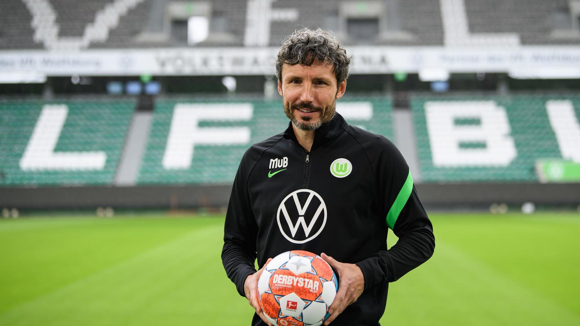 Mark van Bommel ist neuer Trainer des VfL Wolfsburg.