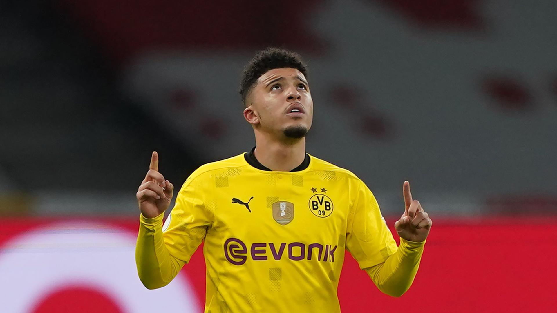 Der Wechsel Jadon Sancho vom BVB zu Manchester United steht bevor.