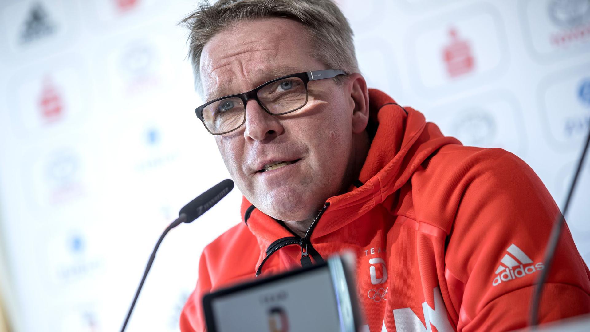 Chef de Mission bei Olympia in Tokio: DOSB-Sportchef Dirk Schimmelpfennig.