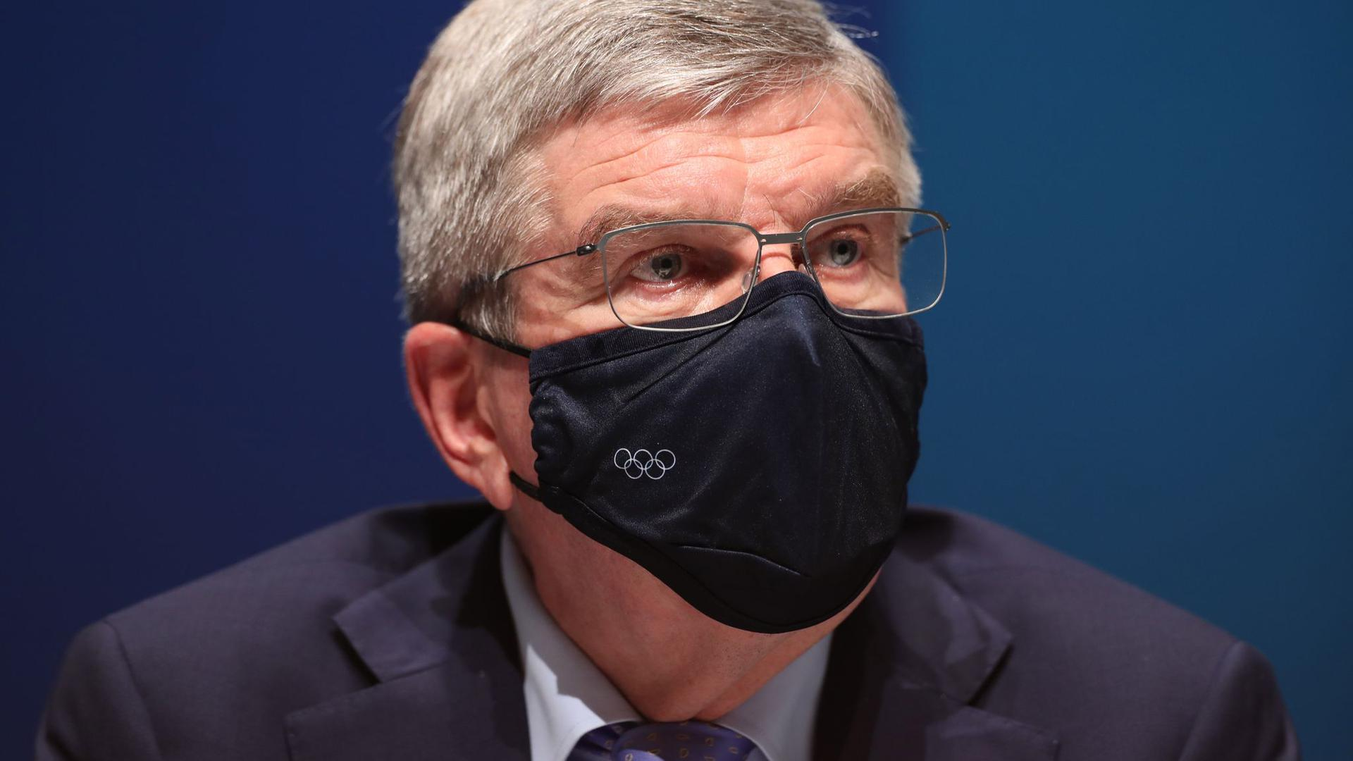 Thomas Bach, Präsident des Internationalen Olympischen Komitees (IOC).