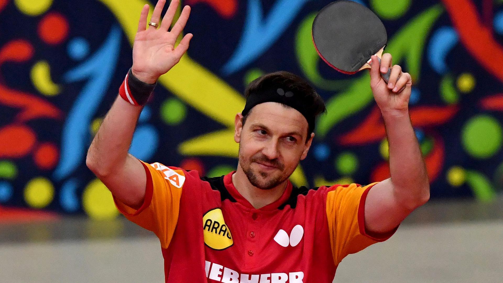 Hofft auf eine Olympia-Medaille in Tokio: Tischtennis-Star Timo Boll.