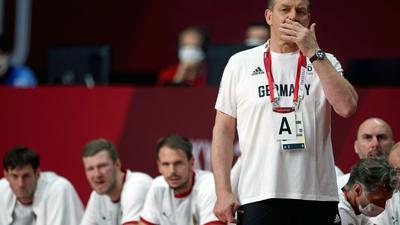 DHB-Coach Alfred Gislason scheiterte mit seinem Team im Viertelfinale gegen Ägypten.