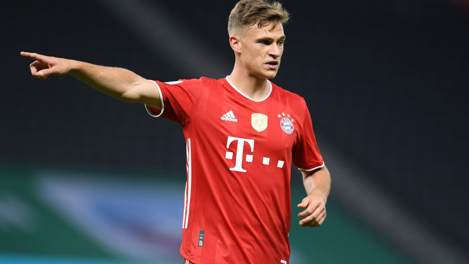 Kann beim FC Bayern eine Ära prägen: Joshua Kimmich.