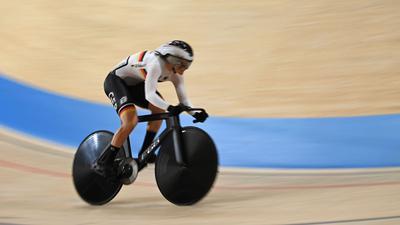 Fuhr um Sprint olympischen Rekord:Lea Sophie Friedrich.