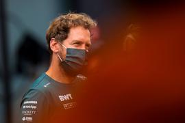 Erwischte keinen guten Start in Zandvoort: Sebastian Vettel.