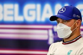 Formel-1-Pilot Valtteri Bottas wechselt zu Alfa Romeo.
