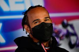 Will seinen sechsten Sieg in Monza einfahren: Mercedes-Pilot Lewis Hamilton.