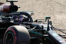 Lewis Hamilton ist beim Großen Preis von Italien der Favorit.