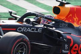 Kann das Leistungsvermögen von Red Bull in Monza noch nicht ganz einschätzen: Max Verstappen.