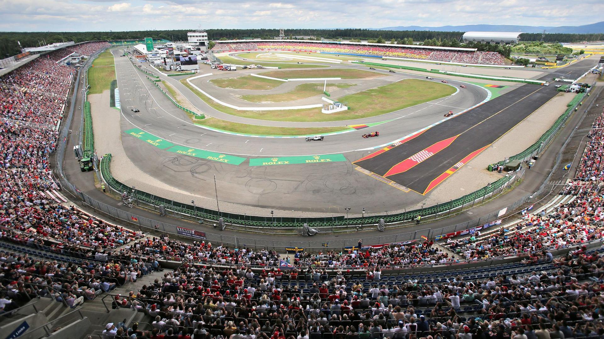 Auch 2022 wird kein Formel-1-Rennen auf dem Hockenheimring stattfinden.
