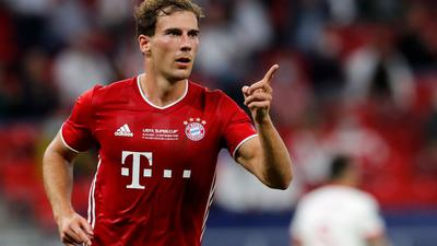Freut sich auf das Spiel gegen den VfL Bochum: Bayern Münchens Leon Goretzka.
