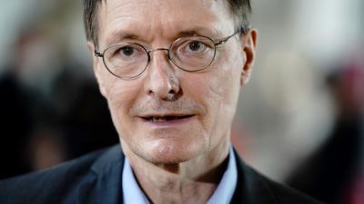 Der Politiker Karl Lauterbach ist Gesundheitsexperte der SPD.