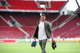 Will erstmal nicht Trainer sein: Mario Gomez.