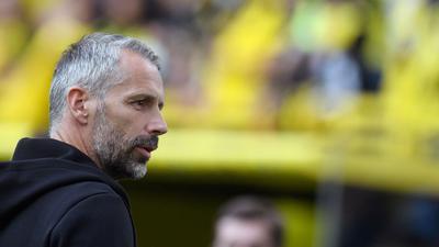 Trifft mit Borussia Dortmund auf seinen ehemaligen Club Borussia Mönchengladbach: BVB-Trainer Marco Rose.