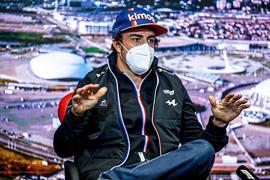 Fernando Alonso will auch mit 40 Jahren nicht einfach nur mitfahren und hat noch große Ziele.