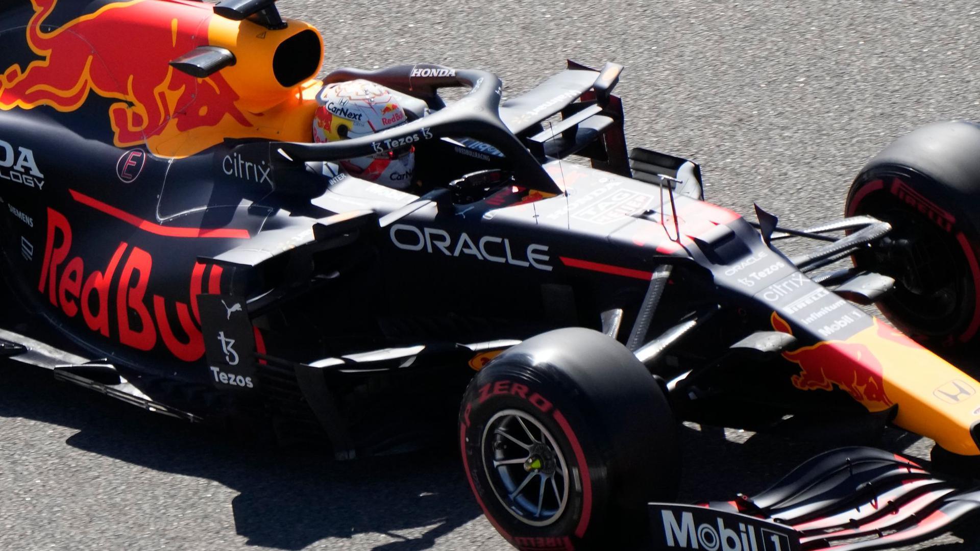 Muss in Sotschi von ganz hinten starten: Max Verstappen aus den Niederlanden.