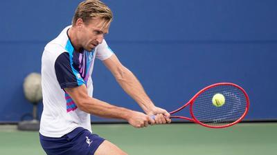 Peter Gojowczyk hat sich in Metz bis ins Halbfinale gekämpft.