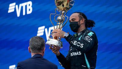 Will am Saisonende über den achten WM-Titel jubeln: Lewis Hamilton.