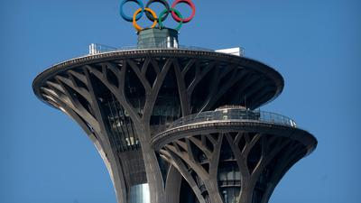 Zu den Olympischen Winterspielen 2022 in Peking werden keine Zuschauer aus dem Ausland zugelassen.
