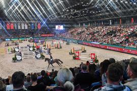 Die Veranstaltung in Leipzig ist in diesem Jahr keine der Etappen des Weltcups, sondern das Finale.