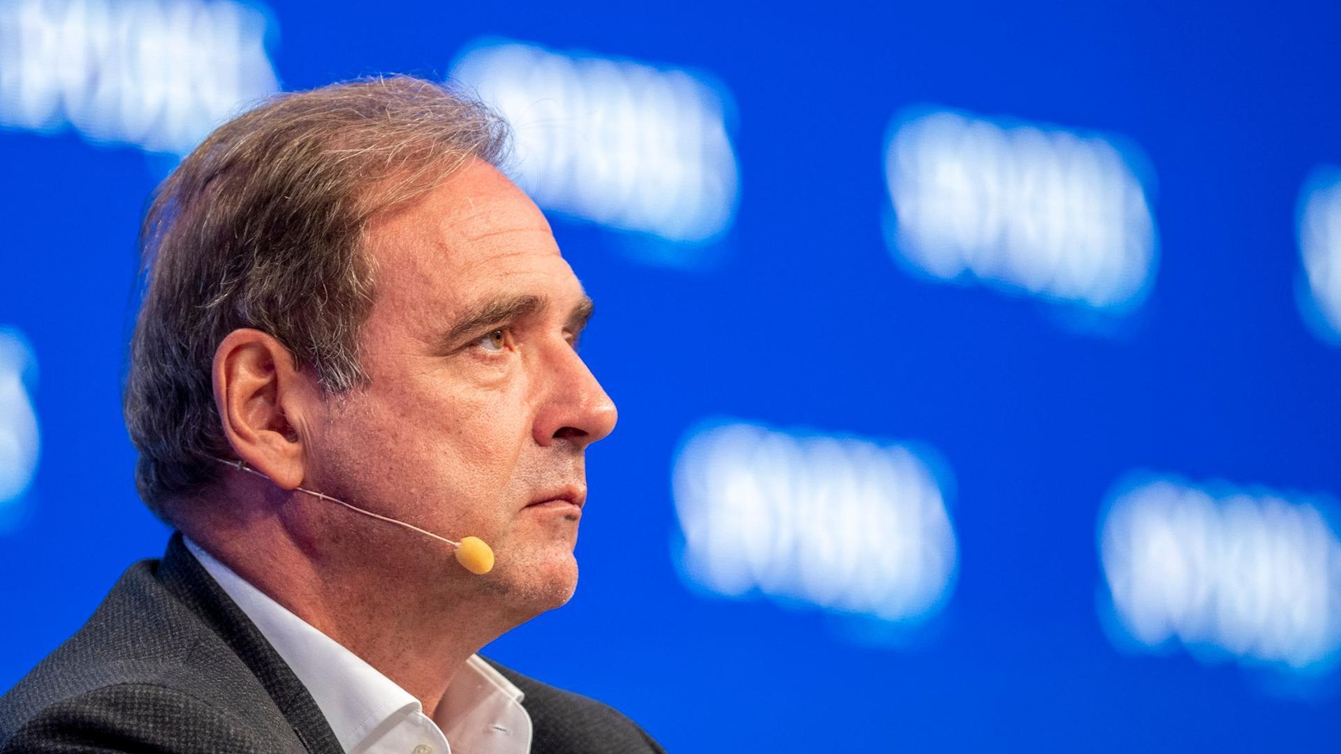 Steht bei Hertha BSC vor dem Abgang: Geschäftsführer Carsten Schmidt.