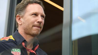 Will mit Red Bull den WM-Titel in der Formel 1 holen:Teamchef Christian Horner.