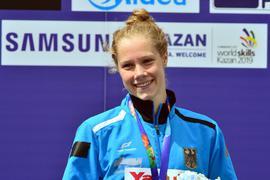 Die Olympia-Starterin und mehrfache deutsche Meisterin Finnia Wunram beendet ihre aktive Schwimm-Karriere.