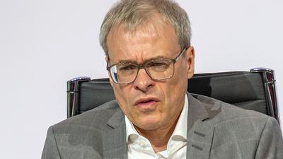 Interimspräsident Peter Peters will als DFB-Präsident kandidieren.